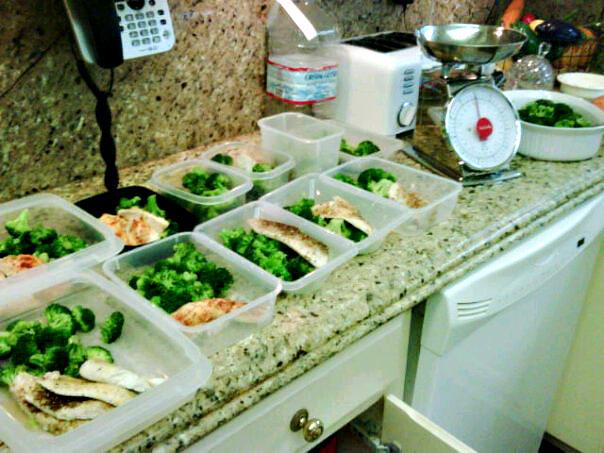 the lean machine meal prep