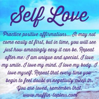 Self-Love and Positive Affirmations