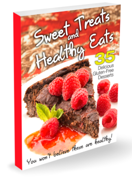 Sweet Treats and Healthy Eats Recipe eBook