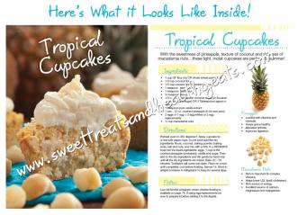 Sweet Treats and Healthy Eats Recipe eBook