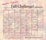 The MTL Fall Challenge Begins TODAY!